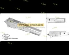 Airsoft Masterpiece Aluminum Frame - SV 3.9 with Tactical Rail